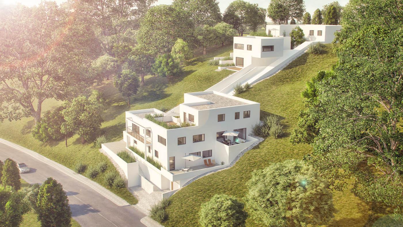 3d architektur renderings architektur und immobilien - Renderings architektur ...