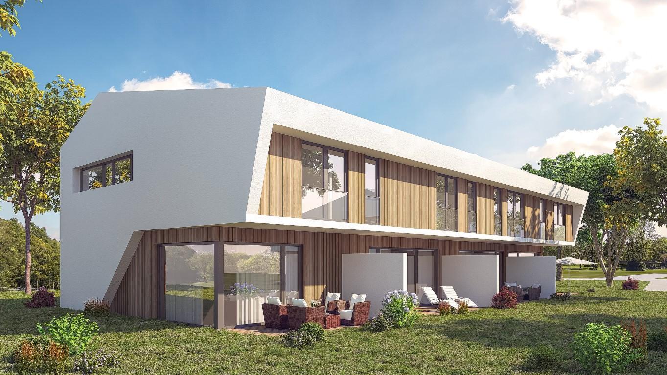 architekturvisualisierung in klagenfurt am w rthersee sterreich architektur und immobilien. Black Bedroom Furniture Sets. Home Design Ideas