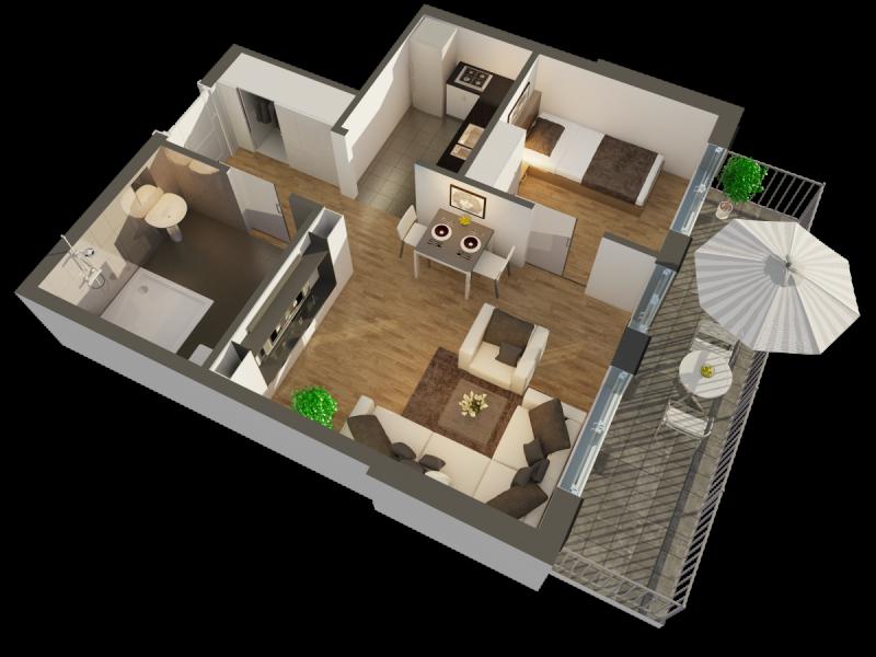 GrundrissExpose 3D