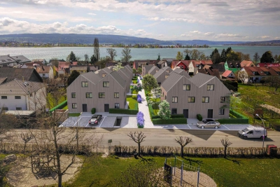 3D Rendering mit Fotomontage am Bodensee
