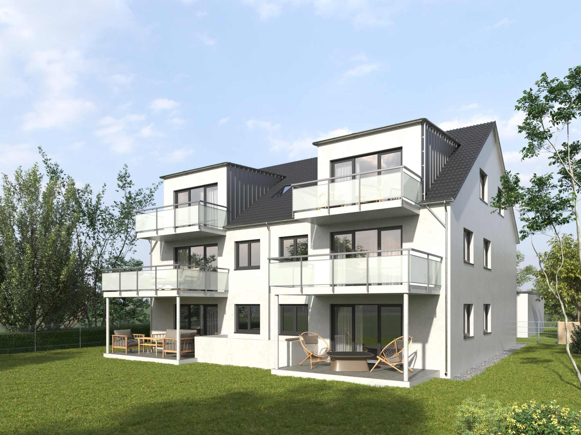 Architekturvisualisierung in Ingolstadt