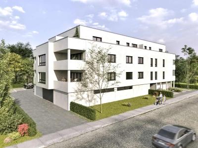 Architekturvisualisierung in Bitburg