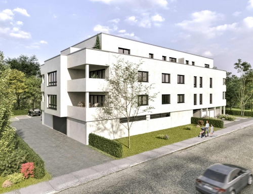 Architekturvisualisierung in Bitburg