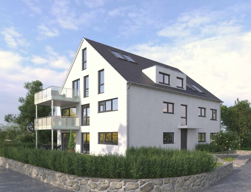 Architektur Renderings