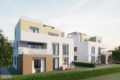 Preisgünstige Visualisierungen zur Präsentation beim Kunden und zur Immobilienvermarktung. Je nach Gebäudetyp erhalten Sie bereits ab 570€ ein Blickrichtung in Augenhöhe bei Tageslicht. Jede weitere Blickrichtung erhalten Sie mit 40% Rabatt.