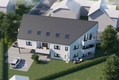Die Kosten für eine Architekturvisualisierung lag bei diesem Projekt lag bei 597,50€