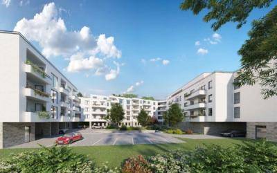 Eine 3D Gebäudevisualisierung kostete bei diesem größeren Projekt 850,-€.